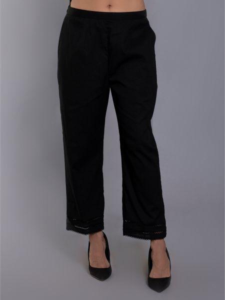 Black Basic Pajama