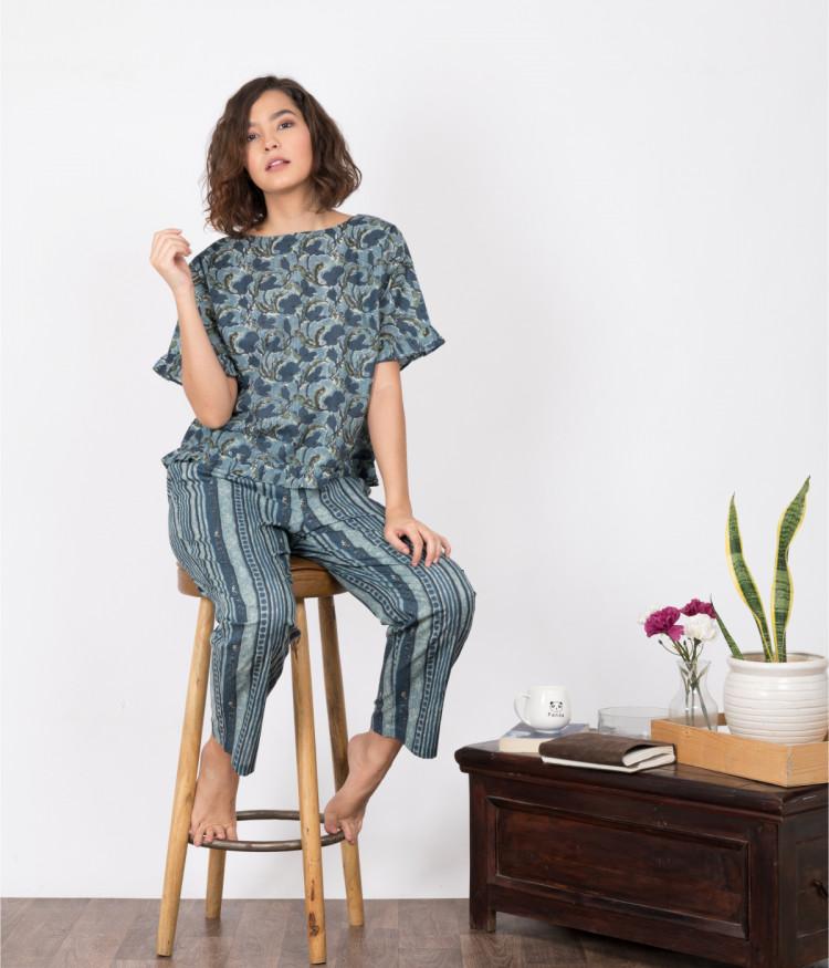 Samreen Pyjama set